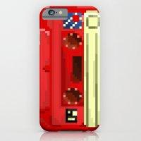 Retro Retro Tape iPhone 6 Slim Case