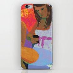 Bar Girls iPhone & iPod Skin