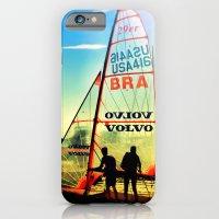 Evening Sail iPhone 6 Slim Case
