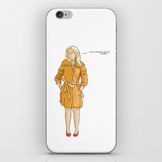 I'm so yesterday, today and tomorrow iPhone & iPod Skin