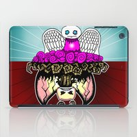 Angel and Demon RonkyTonk iPad Case