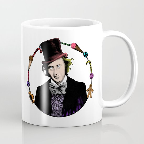Merry Christmas From The Chocolate Factory Mug