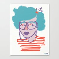 IEYEglasses Canvas Print