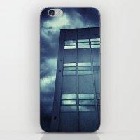 Stormy Windows iPhone & iPod Skin