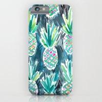 Wild Pineapples iPhone 6 Slim Case