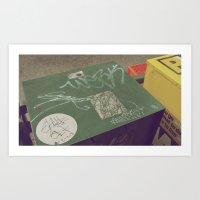 Untitled vol. 1 Art Print