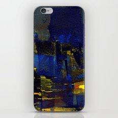 night iPhone & iPod Skin