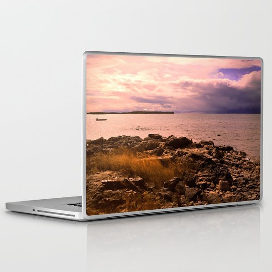 Just a Little While Laptop & iPad Skin