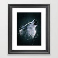 OO-LF Framed Art Print