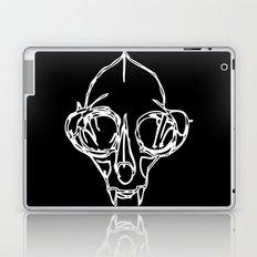 Madam Salami Cat Skull Laptop & iPad Skin