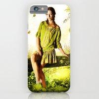 Butterflies Rain iPhone 6 Slim Case