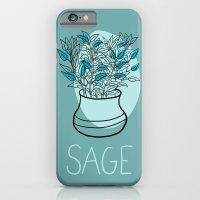 Sage iPhone 6 Slim Case