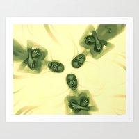 Nisei MK II Art Print