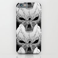 iPhone & iPod Case featuring Skull Pop Art Edition by InvaderDig