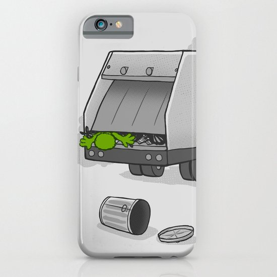 Accident on Sesame St.  iPhone & iPod Case