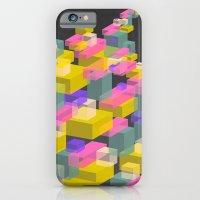 Cubes #2 iPhone 6 Slim Case