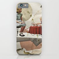 tea iPhone & iPod Cases featuring tea time by Heather Landis