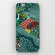 Ukiyo-e tale: The beginning of the trip iPhone & iPod Skin