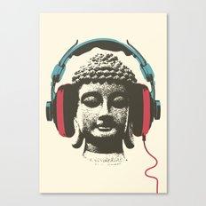 Enjoy Music Canvas Print