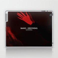 BANKS - Drowning Laptop & iPad Skin