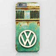VW Retro iPhone 6 Slim Case