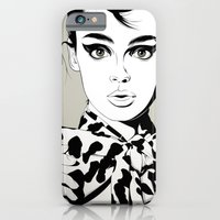iPhone & iPod Case featuring Uh! by CranioDsgn