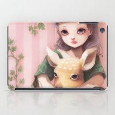 My dear lady deer... iPad Case
