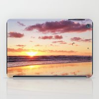 Sunset in Newport Beach iPad Case