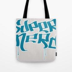 Super Nerd Tote Bag