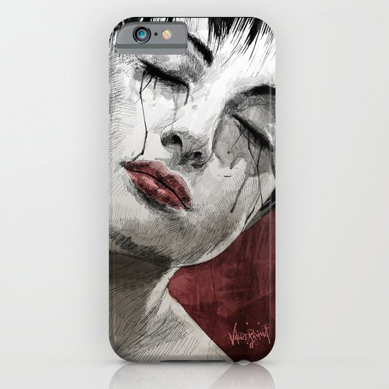 Venom and Tears iPhone & iPod Case
