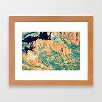 Morning Flight Full of Wonders Framed Art Print