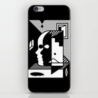 Stairs To The Attic iPhone & iPod Skin