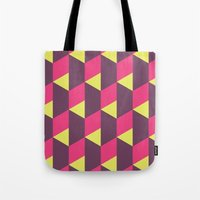 Reflect Steps Tote Bag
