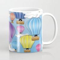 UP! UP! AND AWAAAAAAYYY!… Mug