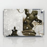 Prague  Gargoyle iPad Case
