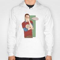Sheldon Cooper Facepalm Hoody