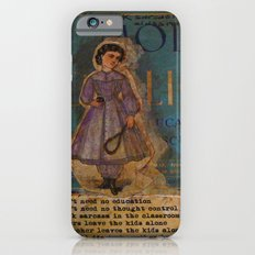 NO DARK SARCASM IN THE CLASSROOM iPhone 6 Slim Case