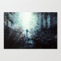 Wanderer Canvas Print