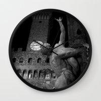 Florence the Beautiful Wall Clock