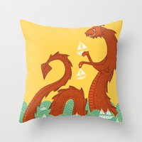 It's A Good Day To Be A … Throw Pillow