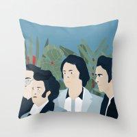 Univese Throw Pillow