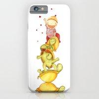 turtles iPhone 6 Slim Case