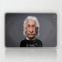 Celebrity Sunday ~ Albert Einstein E=MC² Laptop & iPad Skin