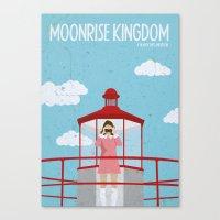 Moonrise Kingdom-2 Canvas Print