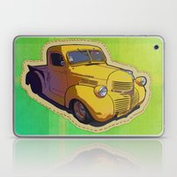 Dodge pickup truck Laptop & iPad Skin