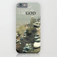 iPhone & iPod Case featuring Be Still... by RDelean