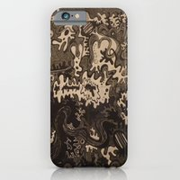 iPhone & iPod Case featuring The Great Divide United by Jennifer Leigh Whitfield