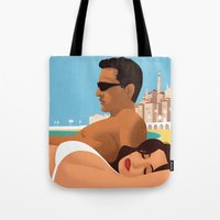 So nice in Nice Tote Bag