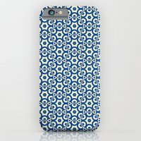 iPhone & iPod Case featuring Blue Eyes by Stoflab