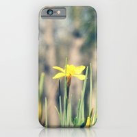 iPhone & iPod Case featuring First Hint of Spring by Beth - Paper Angels Photography